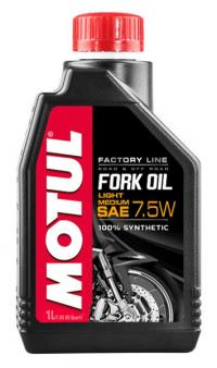 Вилочное масло Motul Fork Oil FL Light medium 7,5W 1л